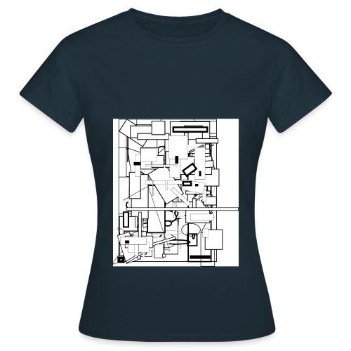 Entrelacé - T-shirt Femme