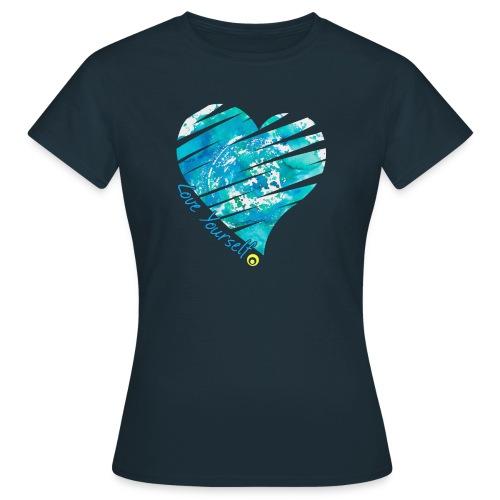 Love Yourself Lumowell - Women's T-Shirt