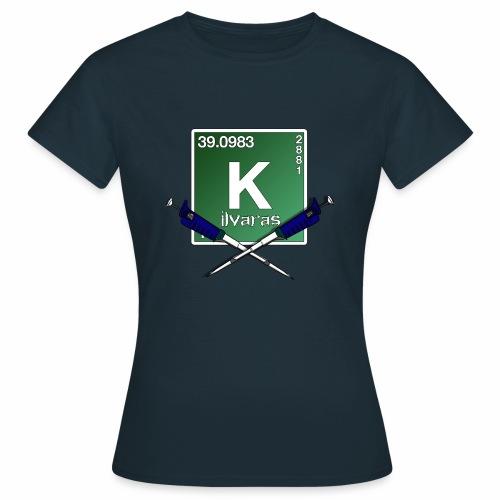 Kilva Logo - Maglietta da donna