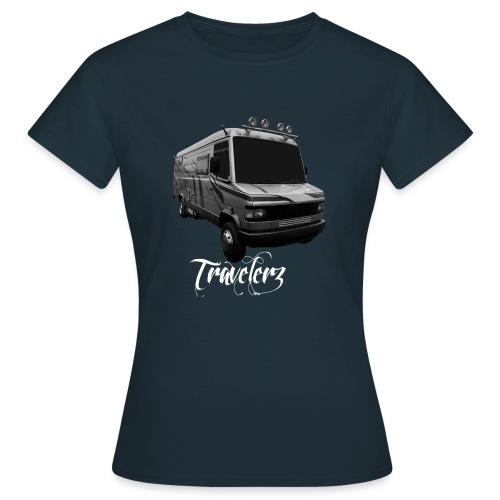 Travelerz 609 - T-shirt Femme