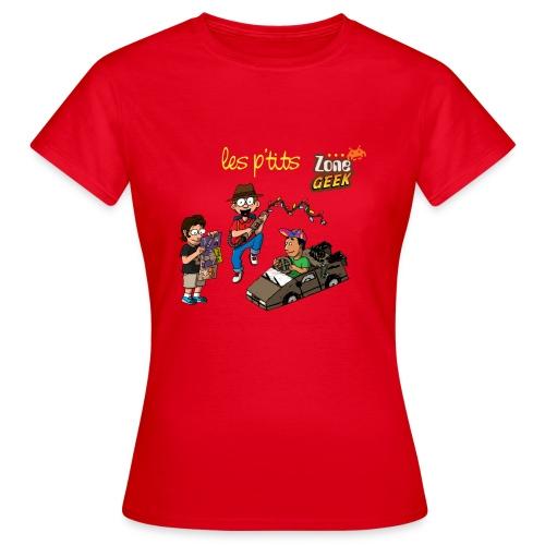 ptits zg3 - T-shirt Femme