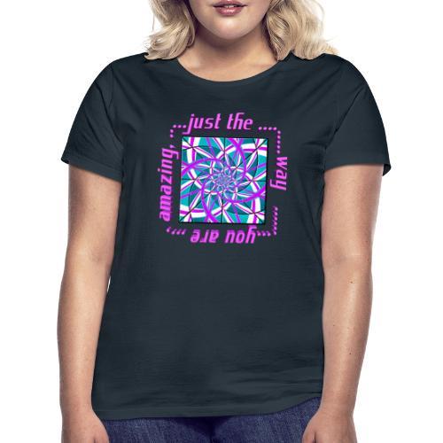 Amazing djf - Camiseta mujer