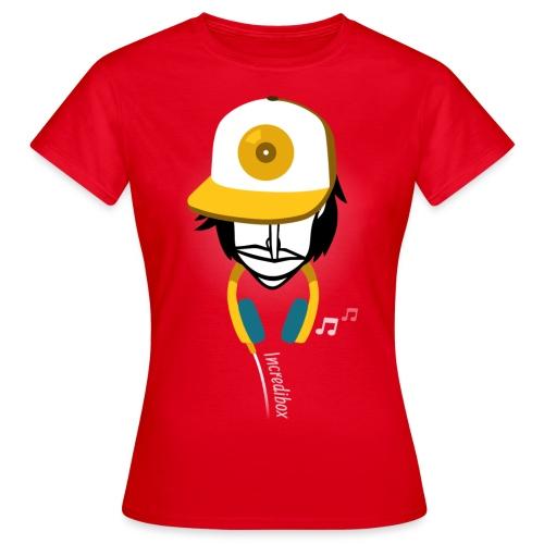 GOLD DJ - T-shirt Femme