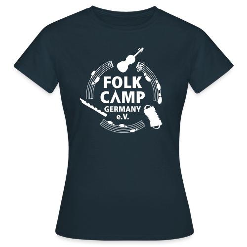 FCG Logo - Frauen T-Shirt