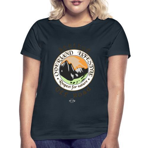 24 Overland LifeStyle - Camiseta mujer
