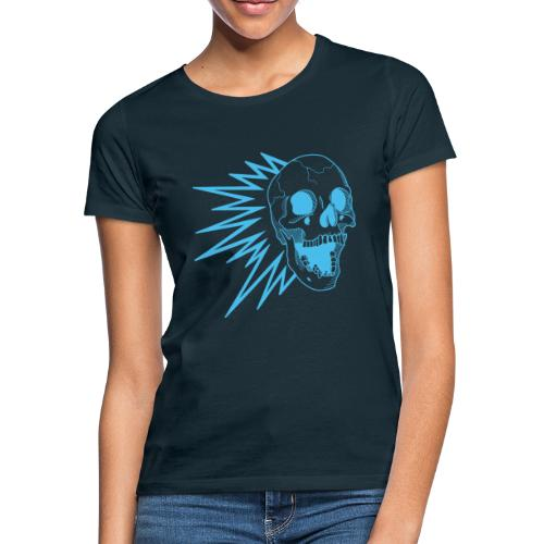crâne explosif - T-shirt Femme