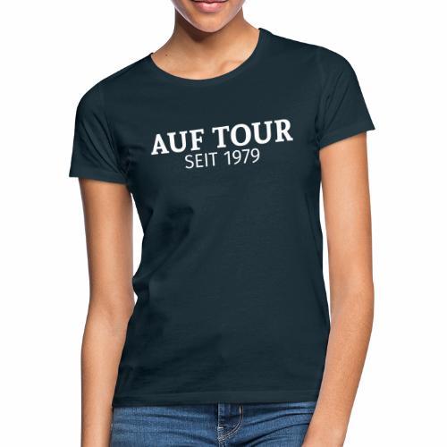 Auf Tour - Frauen T-Shirt