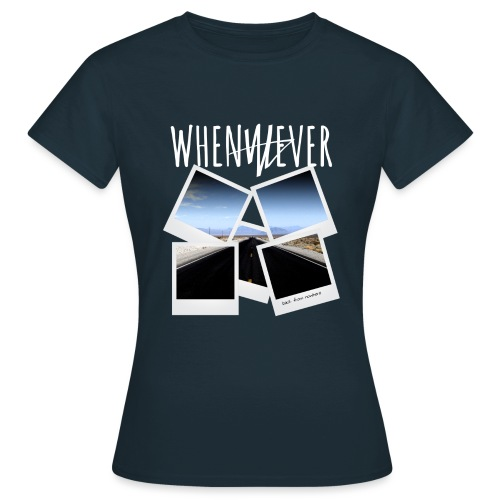 Merci Design - Frauen T-Shirt