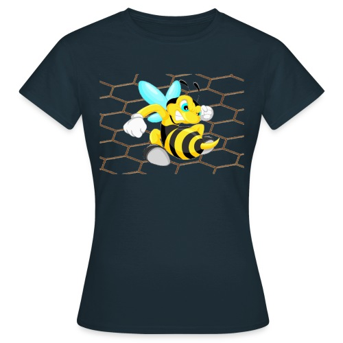 Abeja Guerrera - Camiseta mujer