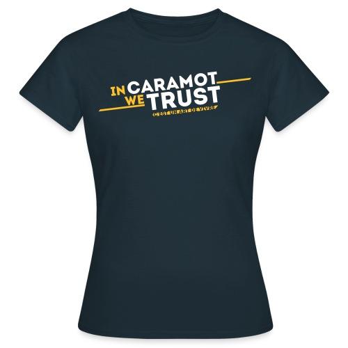 logo incaramotwetrust logo - T-shirt Femme