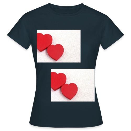 heart - Maglietta da donna