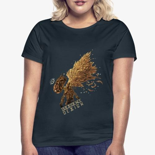 cyberpunk Angel - T-shirt Femme