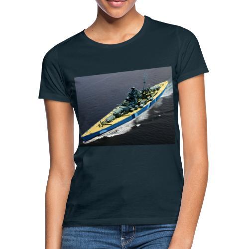 Bismarck Sailing - Camiseta mujer