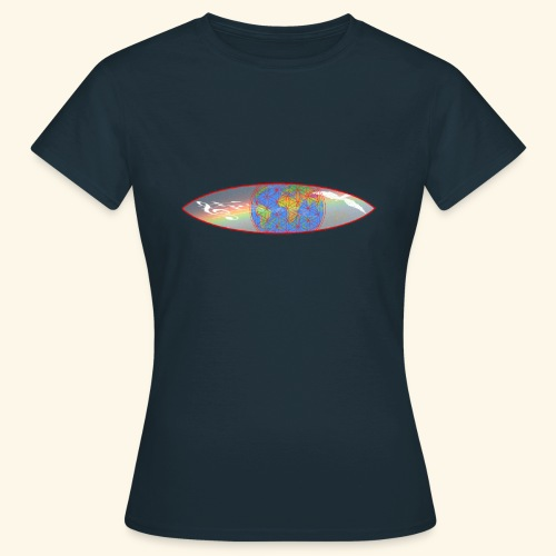 Heal the World - Frauen T-Shirt