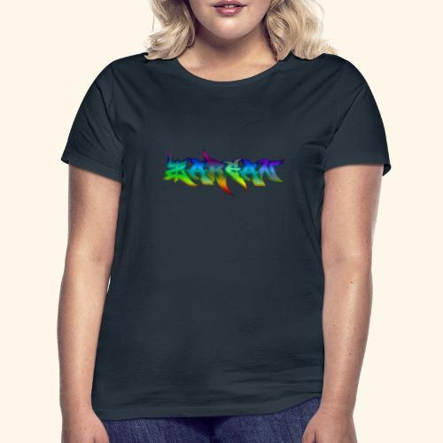 ZARGAN - T-shirt Femme