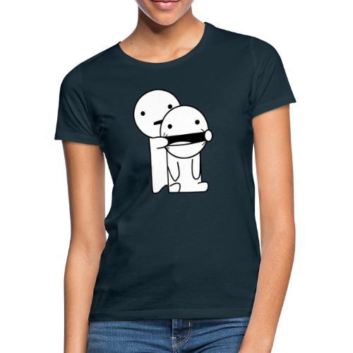 Lachen! - Vrouwen T-shirt