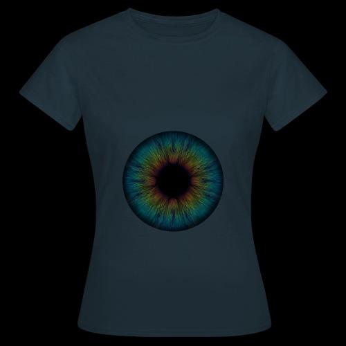Iris - Frauen T-Shirt