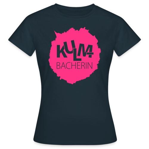 skyline_ku_ball_frau - Frauen T-Shirt