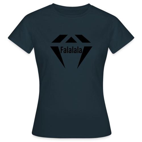 J.O.B Diamant Falalala - Frauen T-Shirt