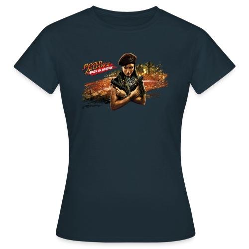 ja bia motive 02 shirt - Frauen T-Shirt