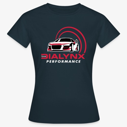 Dialynx Performance Race Team Dark Range - Women's T-Shirt