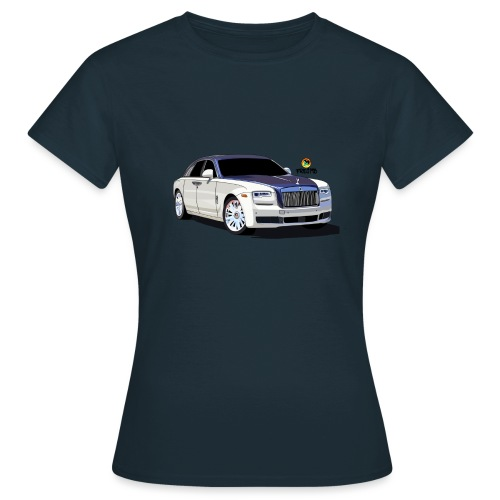 Luxury car - Women's T-Shirt