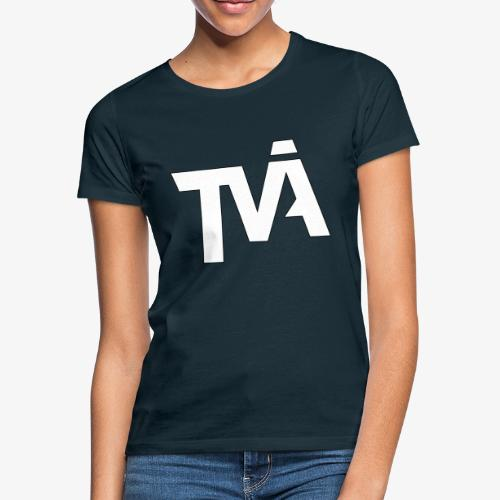 TVÅHUNDRA VIT - T-shirt dam