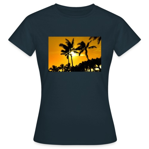 pam trees - T-shirt dam