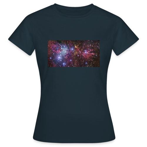 Stjernerummet Mullepose - Dame-T-shirt