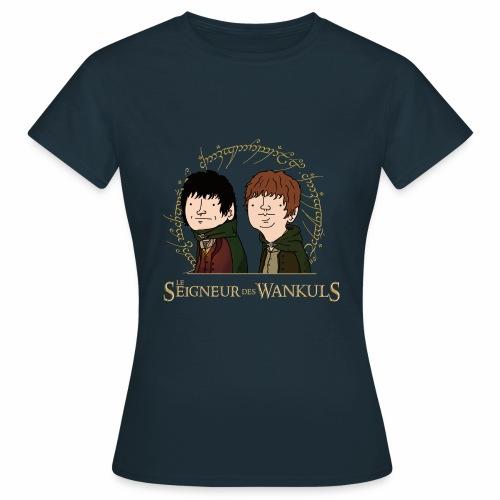 Le Seigneur des Wankuls - T-shirt Femme