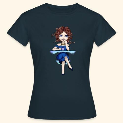 Blue Lady - T-shirt Femme