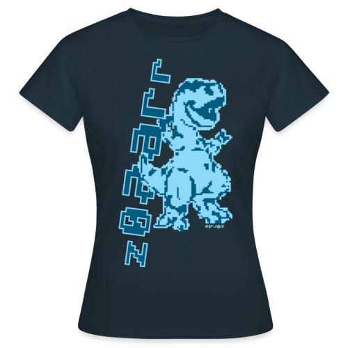 1 blau - Women's T-Shirt