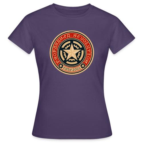SOVIET PROPAGANDA REVOLUTION - Women's T-Shirt