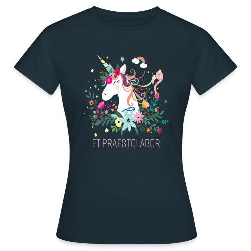 White Unicorn Wait & Hope - Women's T-Shirt