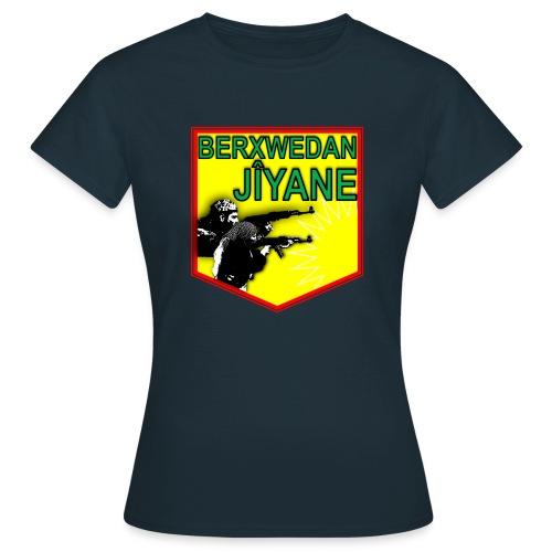 Berxwedan jîyane png - Frauen T-Shirt