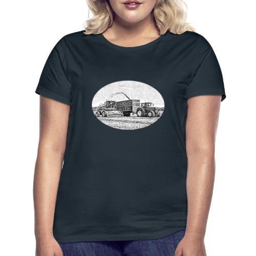 Sillageernte - Frauen T-Shirt