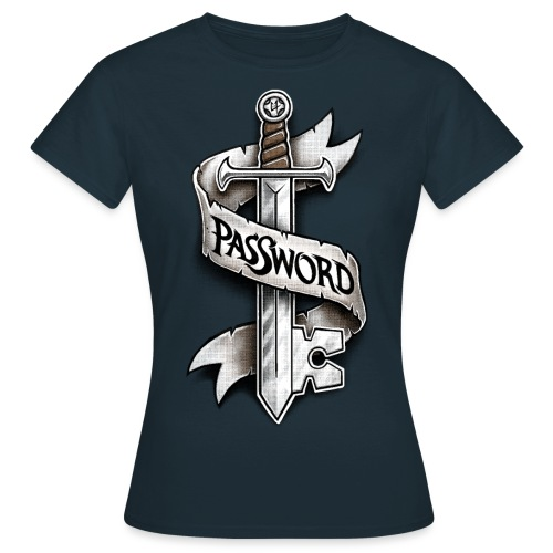 PasSword - Women's T-Shirt