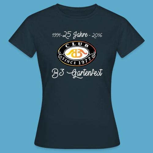 Logo vektorisiert orange2 png - Frauen T-Shirt