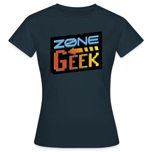 NEW Logo T-Shirt Femme - T-shirt Femme