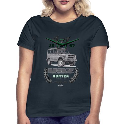 UAZ Hunter 1997 - Camiseta mujer
