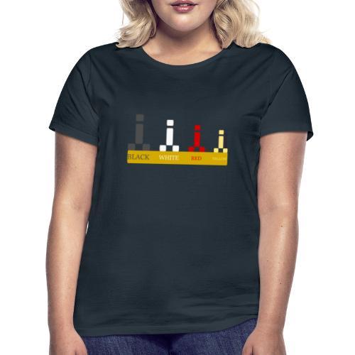 Escala para viajeros Cipotescü - Camiseta mujer