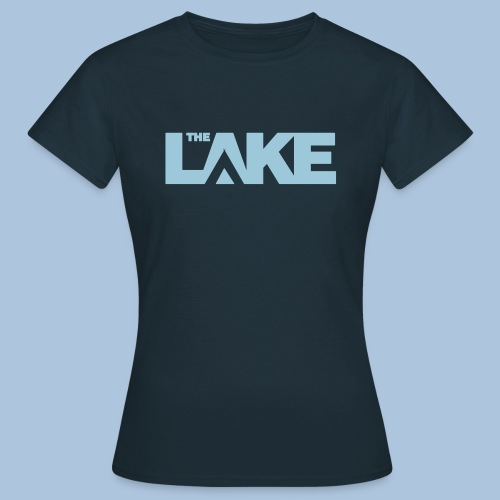 Logo THE LAKE - Maglietta da donna