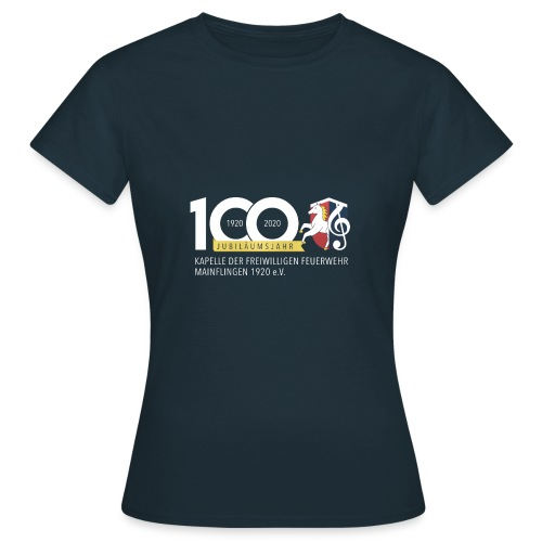 BIG100 4 - Frauen T-Shirt