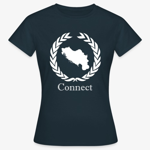 CONNECT COLLECTION LMTD. EDITION WHITE - Women's T-Shirt