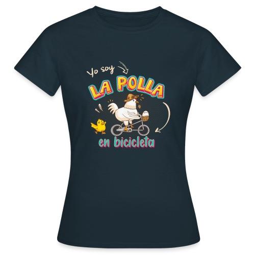 La Polla en Bicicleta - Camiseta mujer