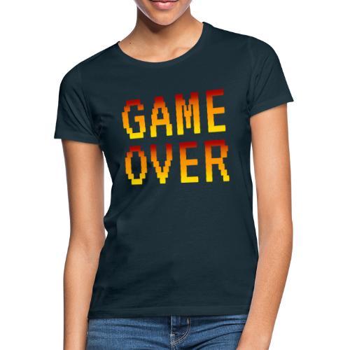 Game Over - Maglietta da donna