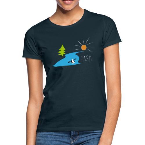 FASM - Kajakverein Design 2019 - Frauen T-Shirt