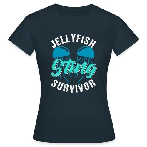 Jellyfish Sting Survivor - Frauen T-Shirt