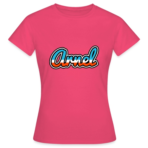 ARNEL Designstyle America - Frauen T-Shirt