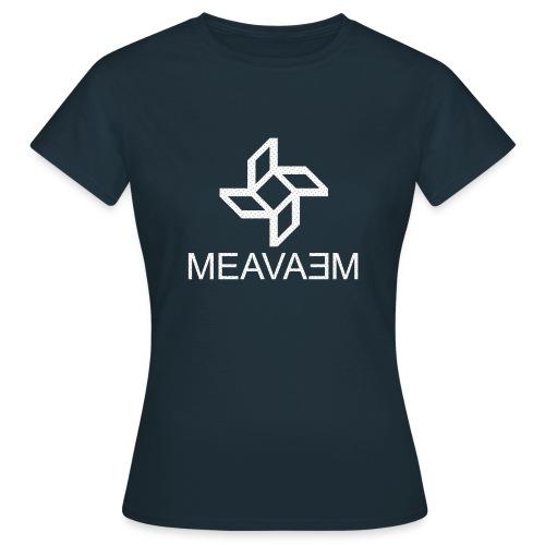 Logo New style white - T-shirt Femme
